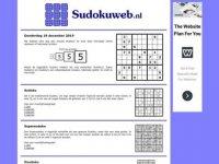 Sudokuweb.nl