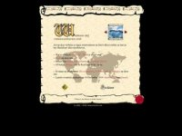 Screenshot van reisavonturen.net