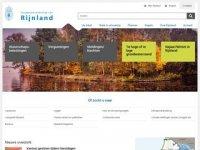 Rijnland, Hoogheemraadschap van