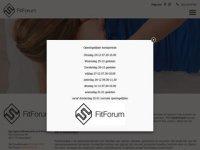 Fit Forum - Sportgezondheidscentrum