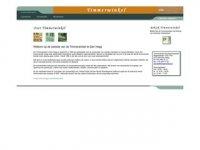 Timmerwinkel - handel in hout, houtwaren en ...