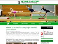 Gymnastiek vereniging Lycurgus-Advendo