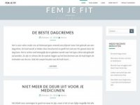 Sportschool/ Fitnesscentrum FEMFIT