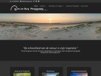 Screenshot van terburg.net