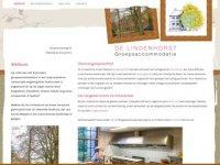 Groepsaccommodatie Lindenhorst