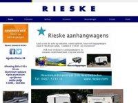 Rieske Aanhangwagenbouw b.v.