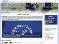 OSM '75 Badminton