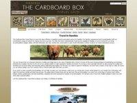 Namibia - The Cardboard Box Travel Shop