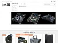 RL Showequipment - DJ Store