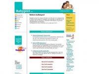 Babypret.net - Je baby van A tot Z