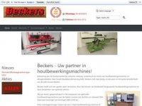 Beckers Machines