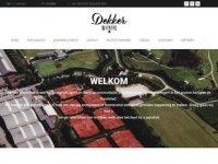 Sport- en partycentrum Dekker Warmond