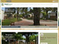 Screenshot van tamarit.com