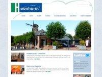 Hoonhorst nieuws