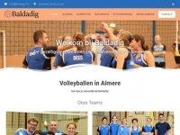 Volleybal Almere - Baldadig