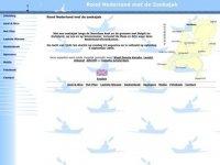 Rond Nederland met de zeekajak (Zeekano)