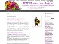 HMF Bloemen - boeketten, rouwstukken en ...