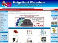 Budgetland - online warenhuis