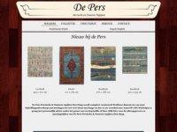 De Pers Perzische & Oosterse tapijten