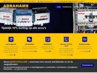Abrahams Hilvarenbeek - aggregatenverhuur en ...