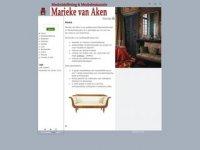 Marieke van Aken - meubelstoffering en ...