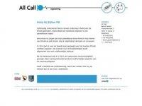 All Call - Public Address
