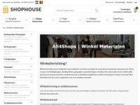 Shophouse flexibel in winkelinrichting en ...