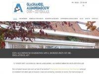 Glashandel Aluminiumbouw