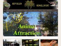 Animal attraction - reptielen en amfibieen
