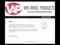 Van Arkel Products - Start