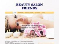 Beauty Salon Friends
