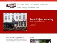 Move It Verhuizingen - Breda