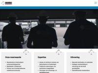 Screenshot van vanberlo.com
