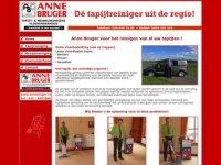 Anne Bruger - tapijtreiniging, ...
