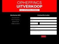 Bruinsma HIFI - Hoogeveen, Drenthe - Audio & ...