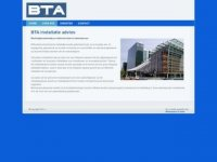 BTA - Bedrijfs Teken- en Adviesbureau