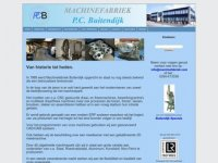 Machinefabriek J H Buitendijk Specials BV - ...