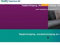 Chem-Dry tapijtreiniging