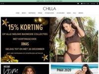 Bikini Chilla; Bikinis en badmode