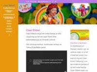 Clown Ellebel van Amsterdam