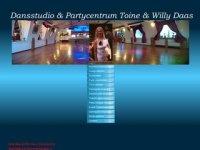 Screenshot van danssportdaas.com