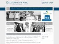 Daleman en De Jong - verzekeringen, ...