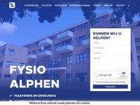 Fysio Alphen - fysiotherapie en ...