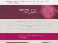 Henriette Feith Sopraan
