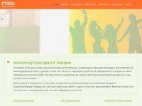 Fysiosport & Therapie Midden-brabant