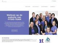 FYSIO-TEAM b.v. in Boxtel