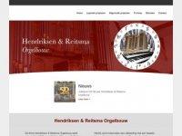 Hendriksen & Reitsma Orgelbouw - Nunspeet