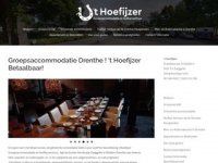 t Hoefijzer - Huifkarcentrum en ...