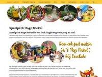 Speelpark en Restaurant t Hoge Boekel