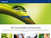 Aquadraat - zuiver drinkwater